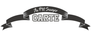 au ptit sawyer - au petit sawyer - food truck carte